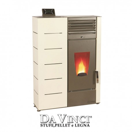 stufa a pellet air 10 kw